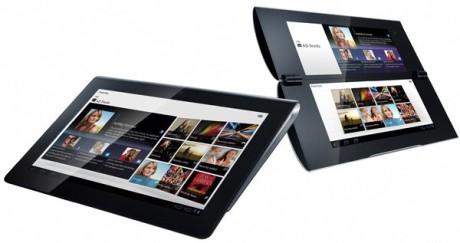 Společnost Sony nabídne uživatelům dva nové tablety S1 a S2