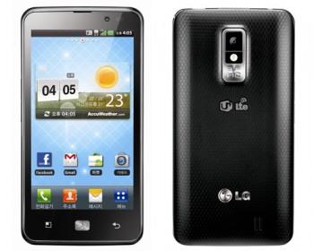 Společnost LG představila nový 4G mobilní telefon LG Optimus LTE